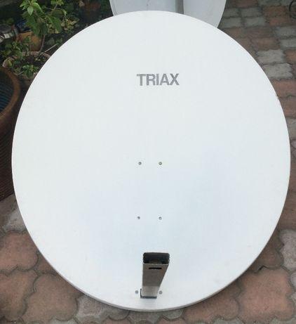 Спутниковая антенна TRIAX 90 см + цифровой спутниковый ресивер