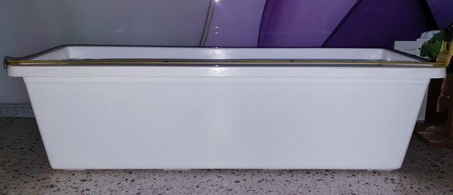 Горшок для цветов 9 л. Балконный горшок. Кашпо