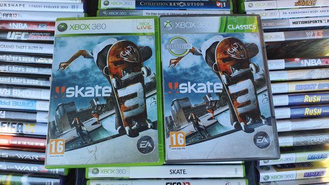 Skate3 Xbox360  Stan Idealny
