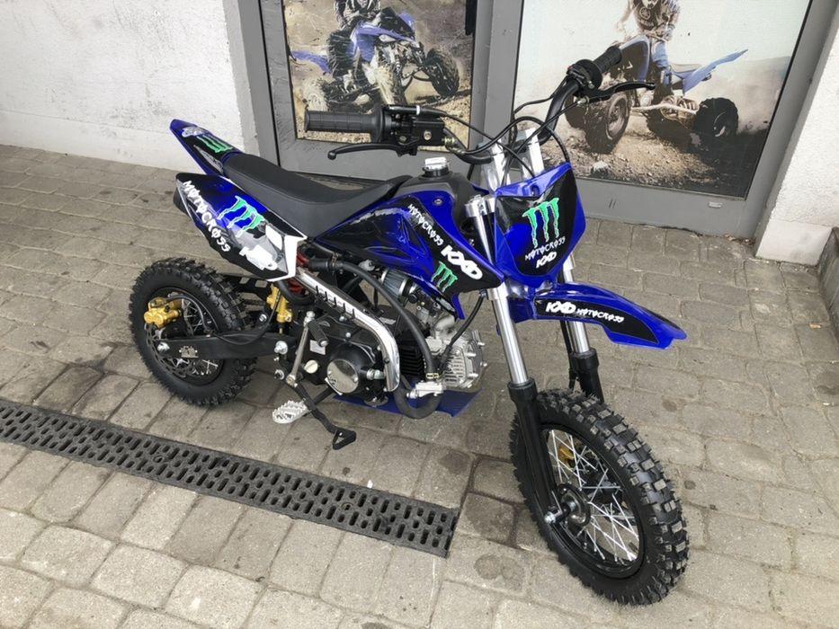 Cross/Pitbike 502c 125cc koła 10/12 KXD Gniezno - image 1