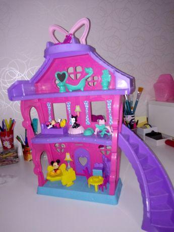 PLAYSET Set-Super Casa da Minnie Mouse