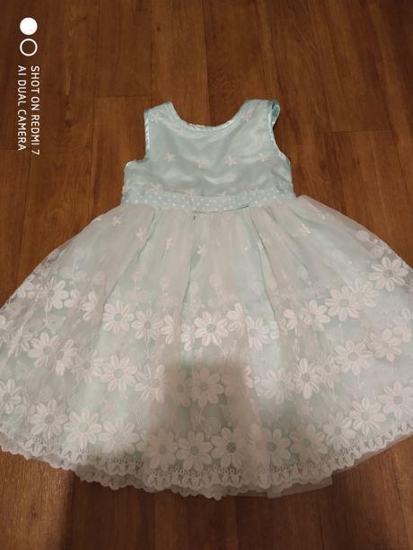 George Нарядное платье 3-5 лет