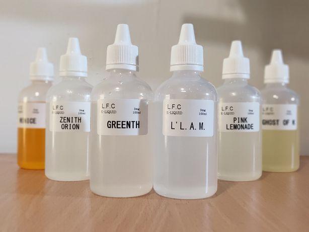 Готовая жидкость 100 мл. PREMIUM клон для вейпа Vape e-liquid