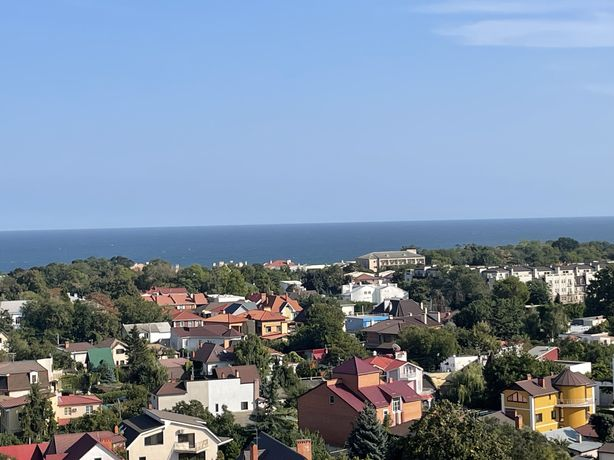 Квартира с видом на море, Макаренка 2а, ЖК «Фонтан»