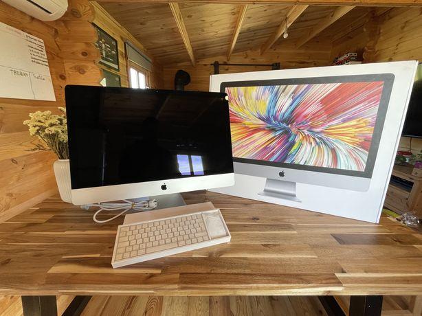 """iMac 5k 27"""" i5 - 8GB - 4GB VRAM - 1 TB - muito estimado e na caixa"""