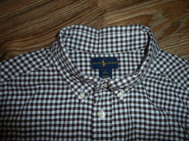 Рубашка Ralph Lauren , оригинал, на 14-16 лет, коттон