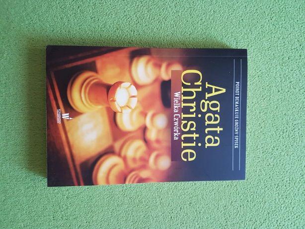 """""""Wielka Czwórka"""" Agata Christie"""