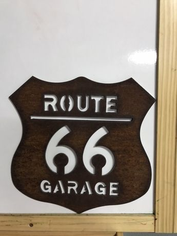 Route 66 sinal