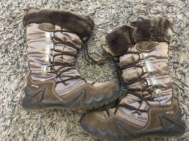 Зимние сапоги Primigi Gore-Tex, р28-29