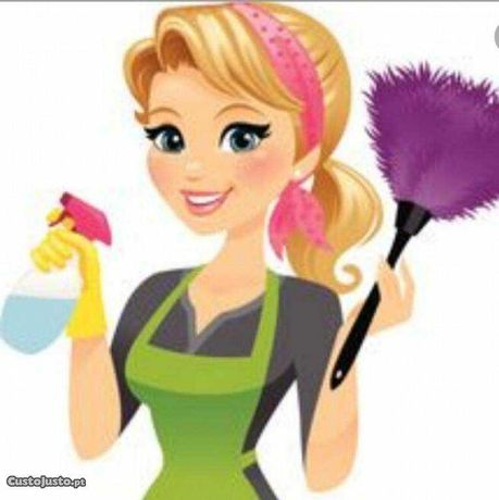Empregada doméstica ( passar a ferro)