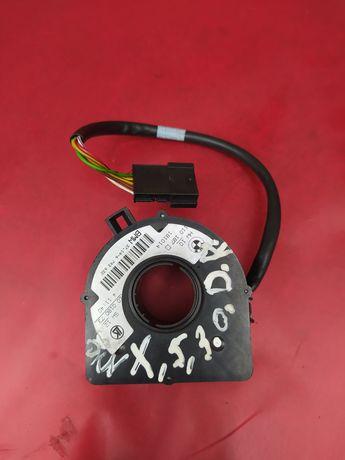 Бмв х5 Е53 Дачик угла поворота руля шлейф блок комфорту блок світла