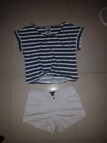 zestaw paka firmowych ubrań S 36 Zara H&M Reserved Next House Mohito