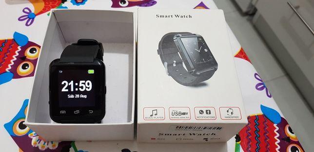 Smartwatch M8 preto