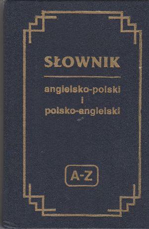 Tadeusz Grzebieniowsky - Słownik angielsko-polski i polsko-angielski