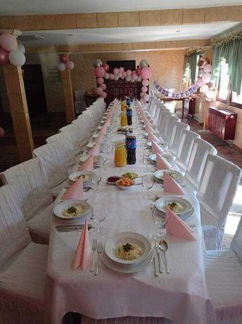 Catering i obsługa imprez okolicznościowych