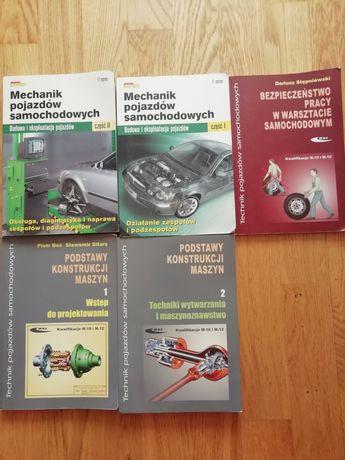 Książki mechanik szkoła zawodowa /branżowa