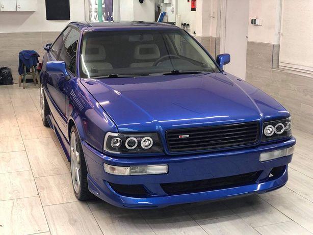 Audi 80 coupe po renowacji