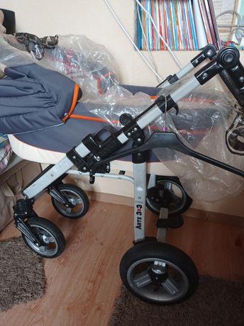 Wózek dziecięcy +spacerówka stan bardzo dobry