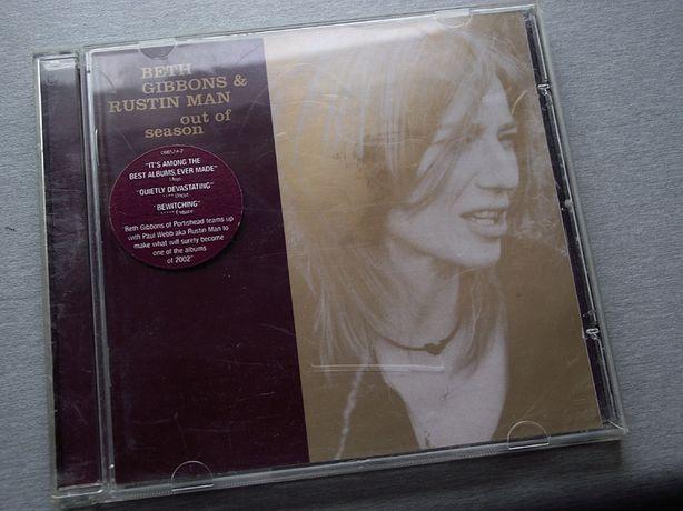 cd Beth Gibson & Rustin Man - out of season