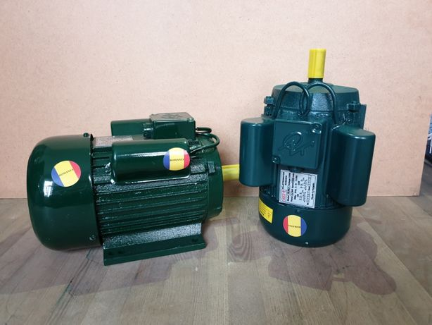 Электродвигатель 220В однофазный Румыния мотор редуктор частотник АИР