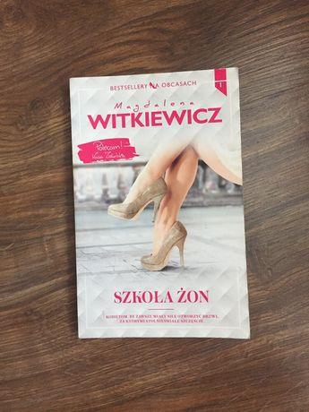 Szkoła żon, Magdalena Witkiewicz