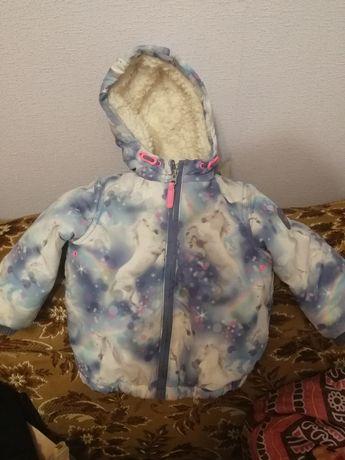 Детская куртка next осень - весна
