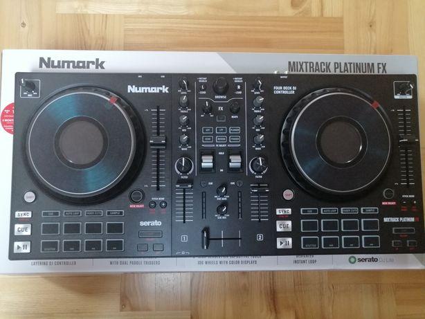 Numark Mixtrack Platinim FX