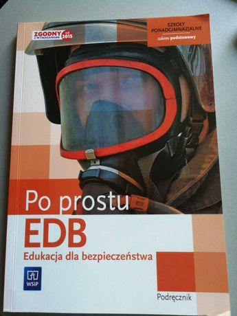 Po prostu EDB Edukacja dla bezpieczeństwa - podręcznik.