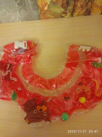 Надувной круг (воротник) для малыша
