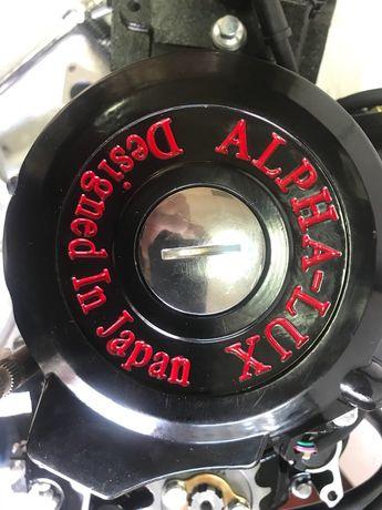 Двигатель Альфа 125 кубов