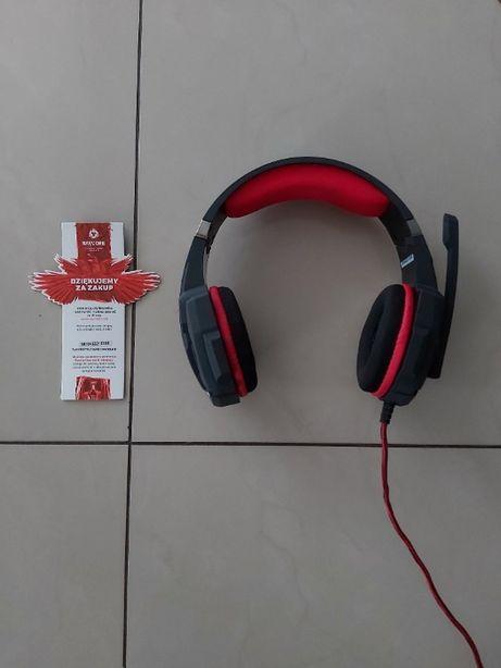 Słuchawki gamingowe Ravcore Hellion