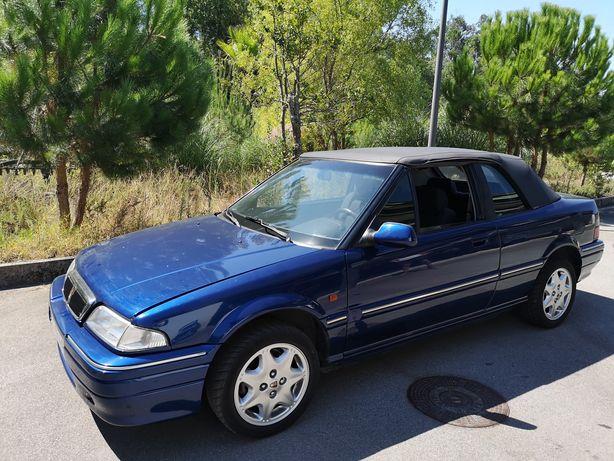 Rover 214 cabriolet 86 mil km