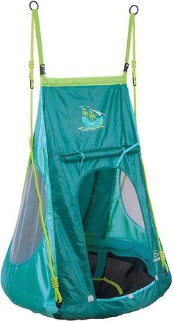 Namiot z Gniazdem na huśtawkę Hudora Nest Swing Pirate 90 cm