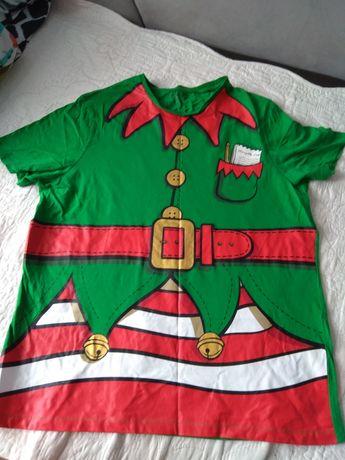 Bluzka t shirt elf xl
