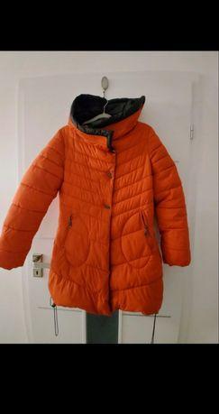 Zimowy,puchowy płaszcz Depoter rozm.M