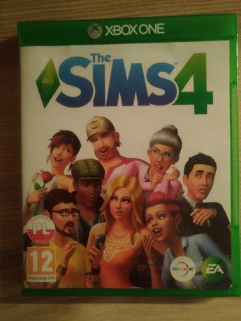 Gra The sims 4 xbox one