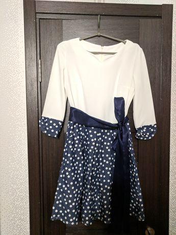 Платье в стиле 'стиляги'