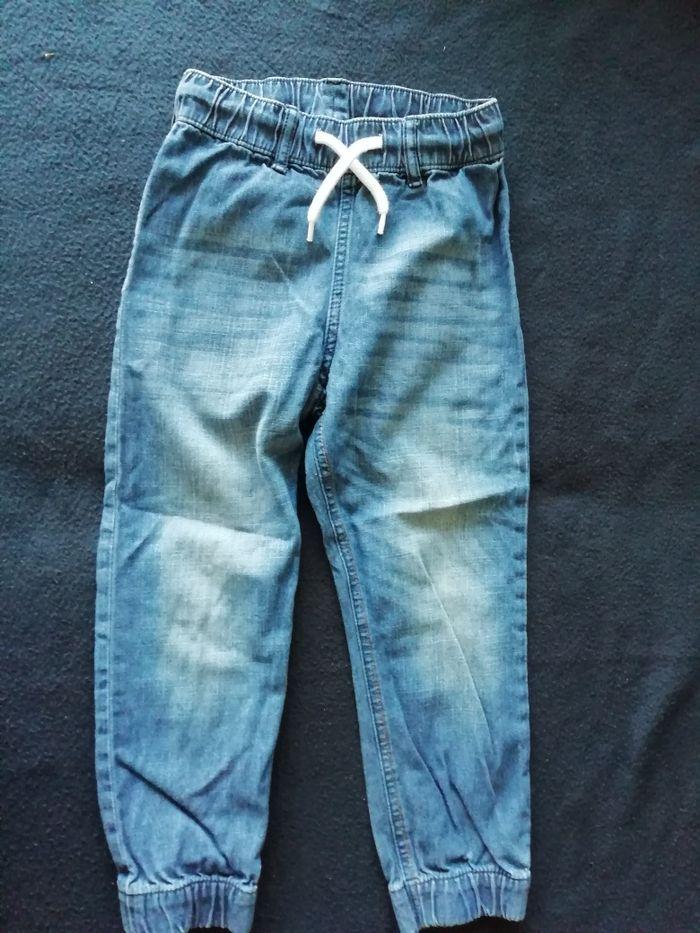 Calças de ganga / jeans da H&M Santiago Maior - imagem 1