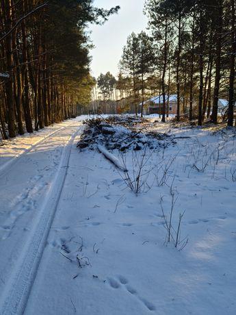 Działka budowlana 7km Wieruszów s8 4km zieleń cisza