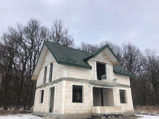 Будівельні роботи: Дах та мурівка - можтаж та демонтаж.