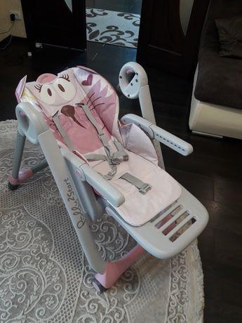 Шезлонг-кресло для кормления