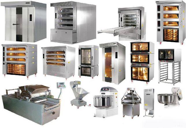 Ремонт пекарского и кондитерского технологического оборудования