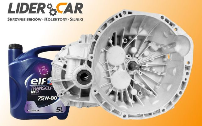 Skrzynia biegów 2.0/2.3 Renault, Opel, Nissan, Lublin PF6
