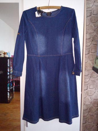 Sukienka jeansowa rozmiar m Nowa x metka
