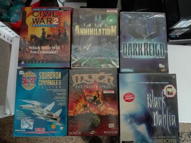 Jogos Antigos PC (lista atualizada)