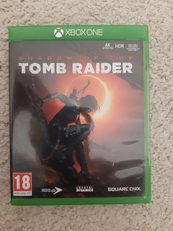 Shadow of The Tomb Raider PL 4K ULTRA HD na Xbox One