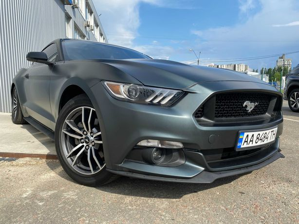 Ford Mustang 2015 Продаж Кредит Лізинг Київ Україна