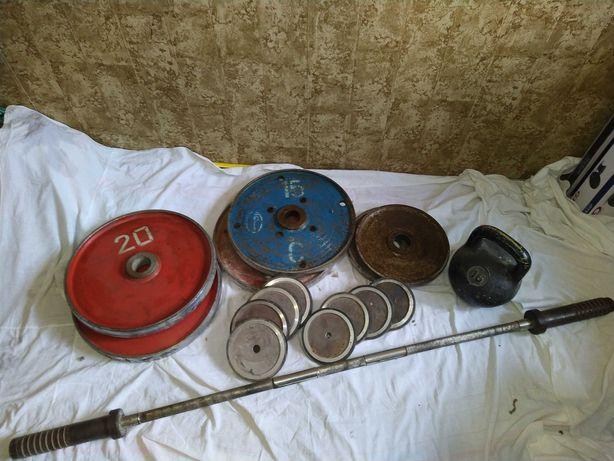 Продам товары для спорт зала СССР