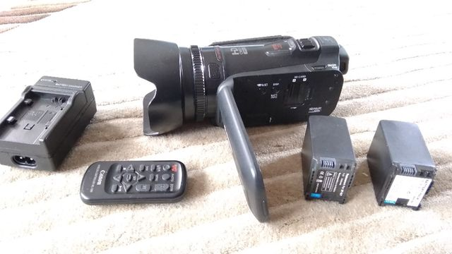 kamera canon hf g10