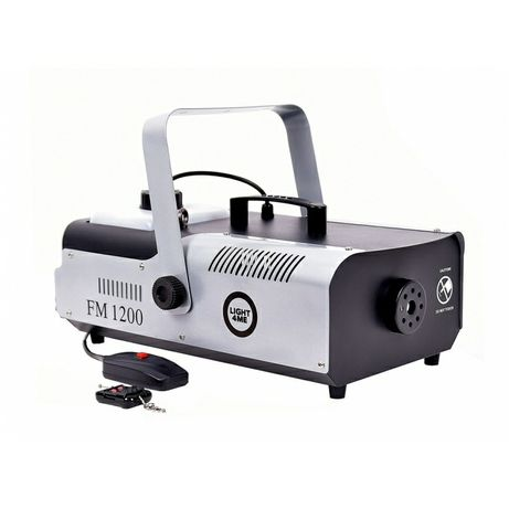 Light 4 ME FM 1200 wytwornica dymu + pilot